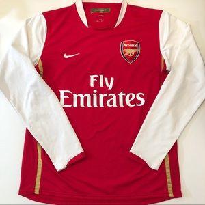 NIKE Arsenal Fly Emirates Dri Fit Long Sleeve